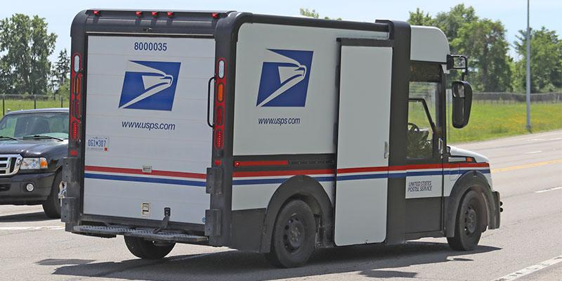 Spy Shots: New Look at the Karsan Mail Truck Prototype - uatparts